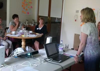 Parkinson's UK Facilitator Training